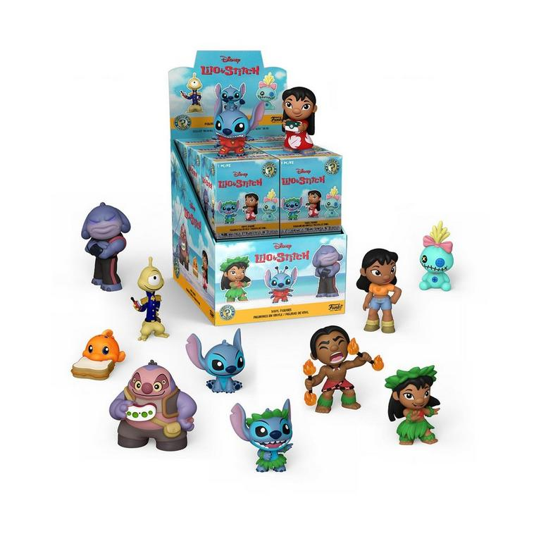 Mystery Minis: Lilo and Stitch Blind Box Figures