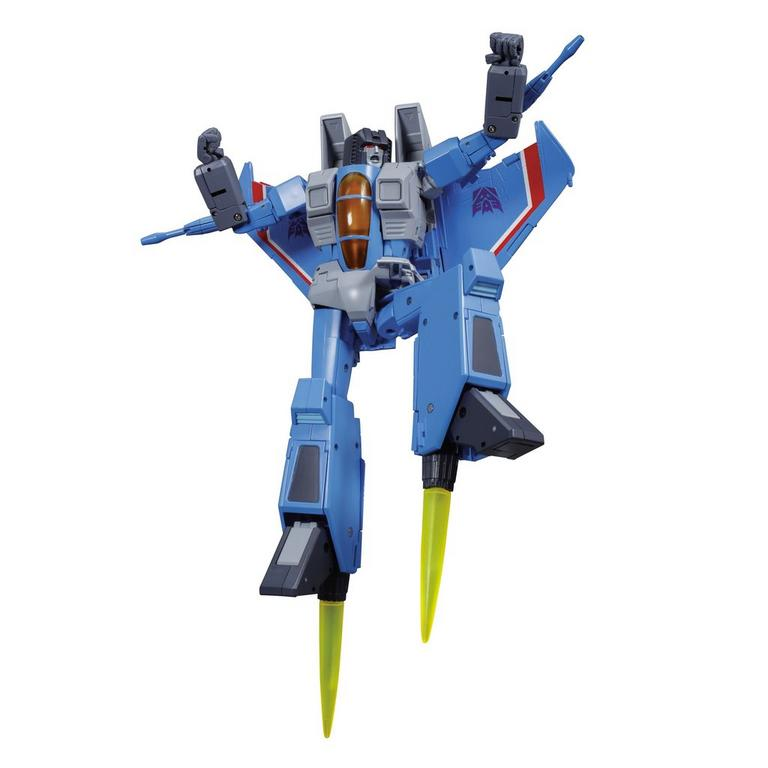 Transformers Thundercraker Masterpiece Action Figure