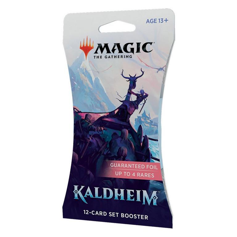 Magic: The Gathering Kaldheim Set Booster Pack