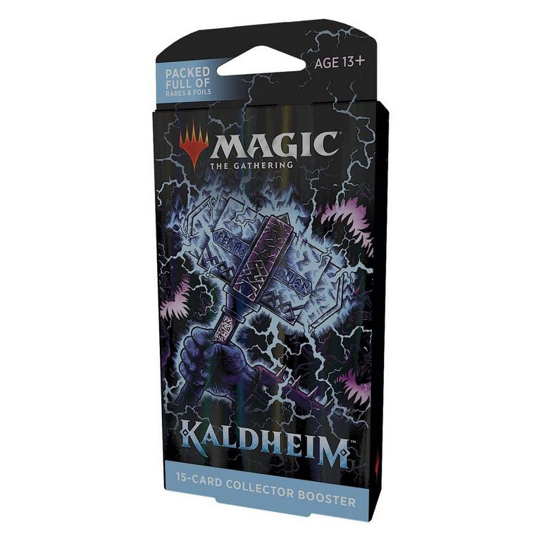 Magic: The Gathering Kaldheim Collector Booster Pack