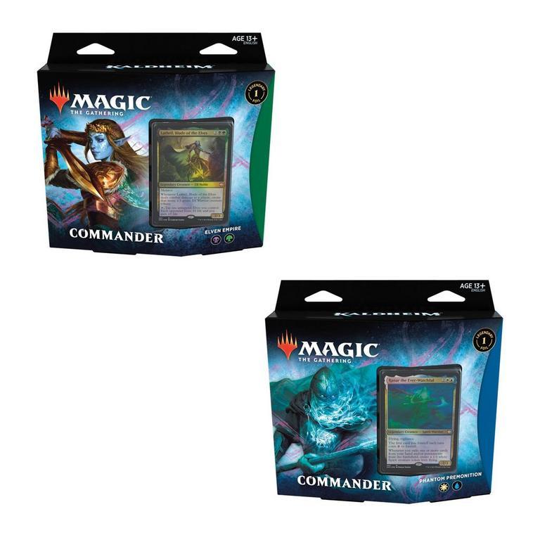 Magic: The Gathering Kaldheim Commander Deck (Assortment)