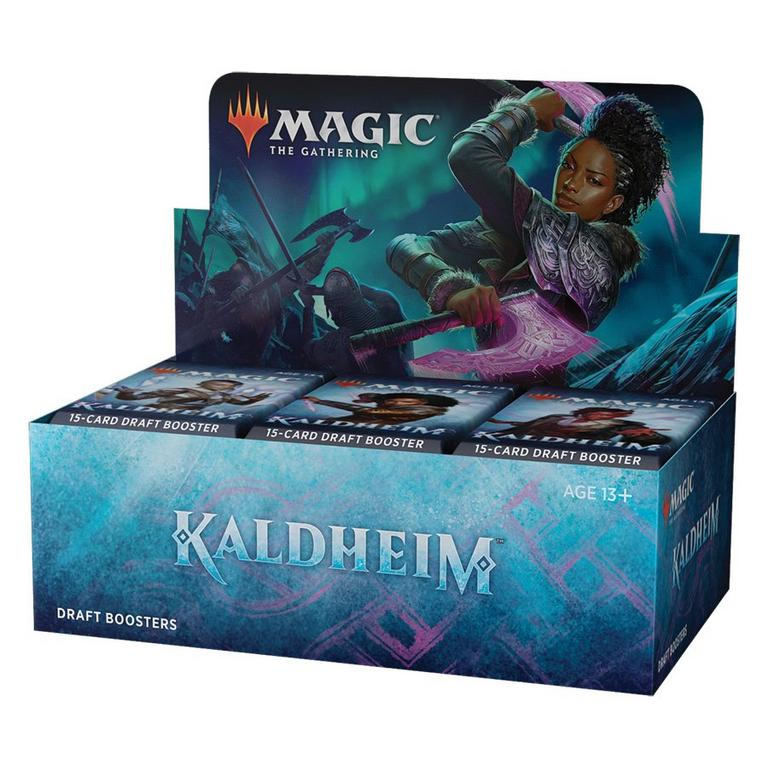 Magic: The Gathering Kaldheim Draft Booster Box