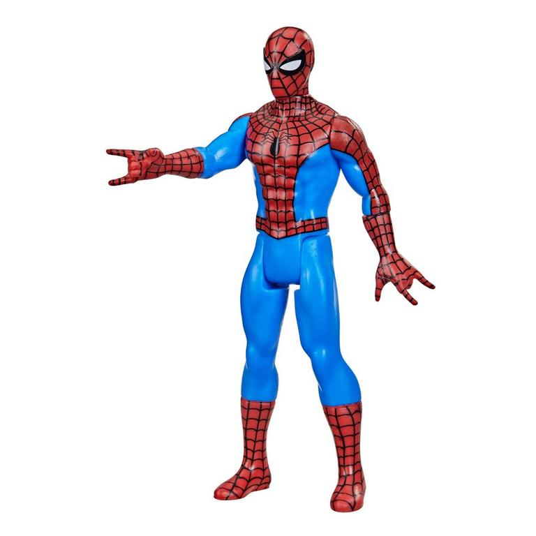 Marvel Legends The Amazing Spider-Man Retro Style Action Figure