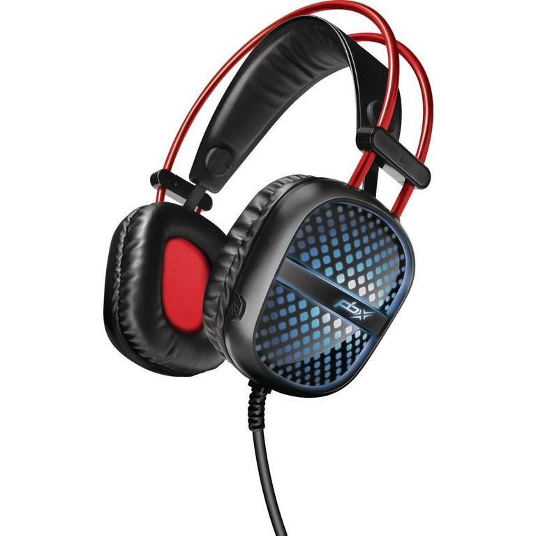 Pro INSPEKTR Gaming Headphones with LED Lights