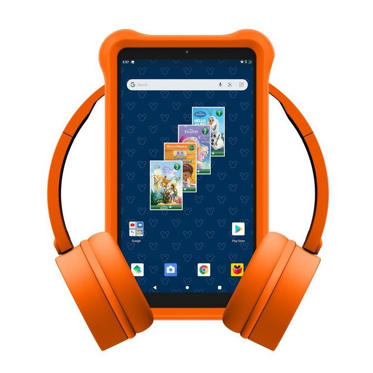 Disney Orange Android Tablet 7 in