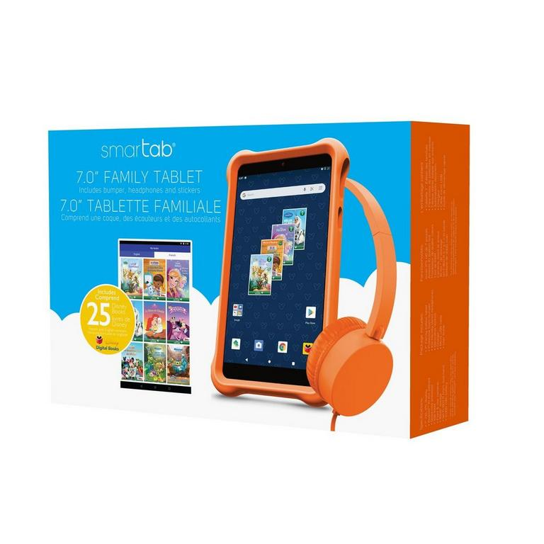 Disney Orange Android Tablet 7 in