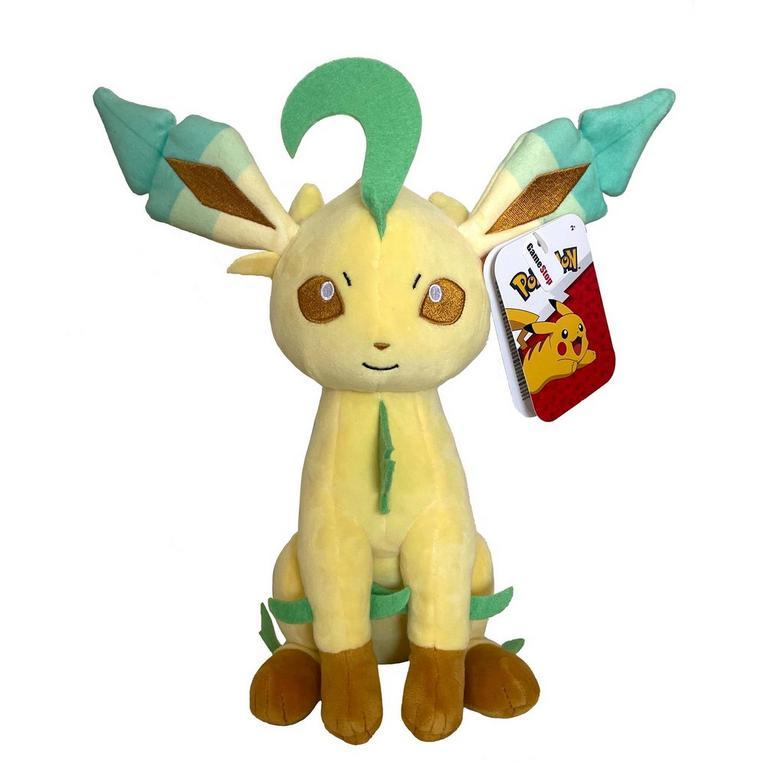 Pokemon Eeveelution Plush 3 Pack (Sylveon, Glacon, Leafeon) Only at GameStop