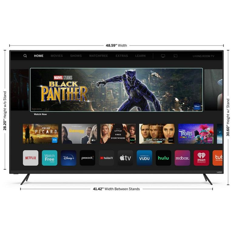 M-Series 4K UHD Quantum Smartcast Smart TV 55 in