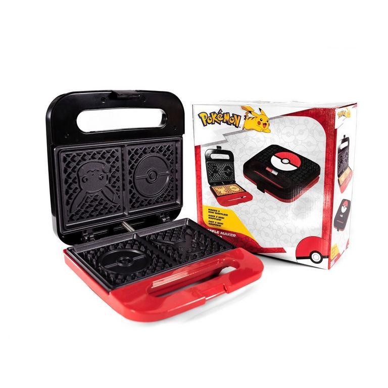 Pokemon Pikachu Square Waffle Maker