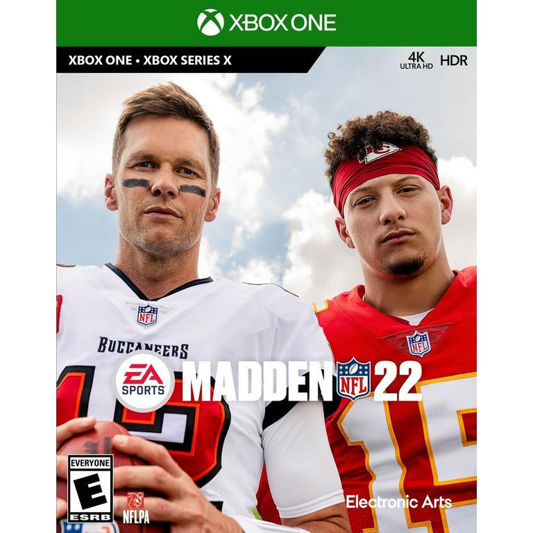 Digital Preorder Madden NFL 22 - Xbox One Xbox One Games Electronic Arts GameStop