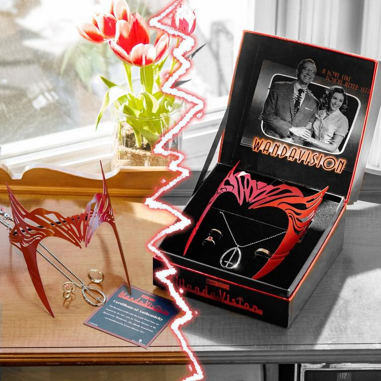 WandaVision Power Pack Jewelry Set Only at GameStop