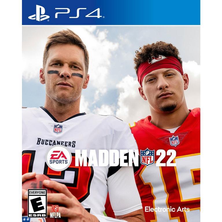 Preorder Madden NFL 22 - PlayStation 4 PS4 Games Sony GameStop
