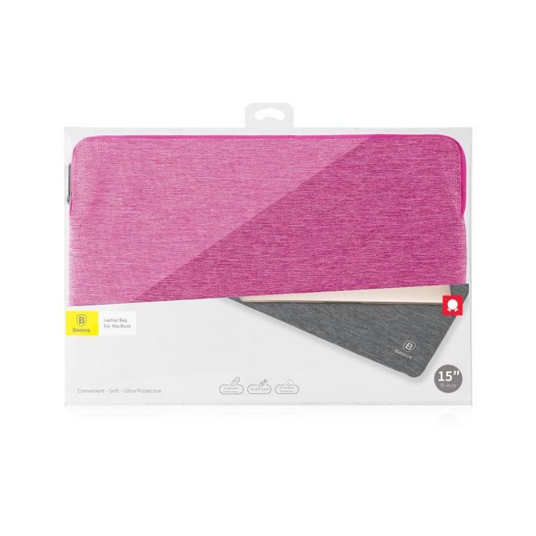 Rose Laptop Bag for MacBook 15