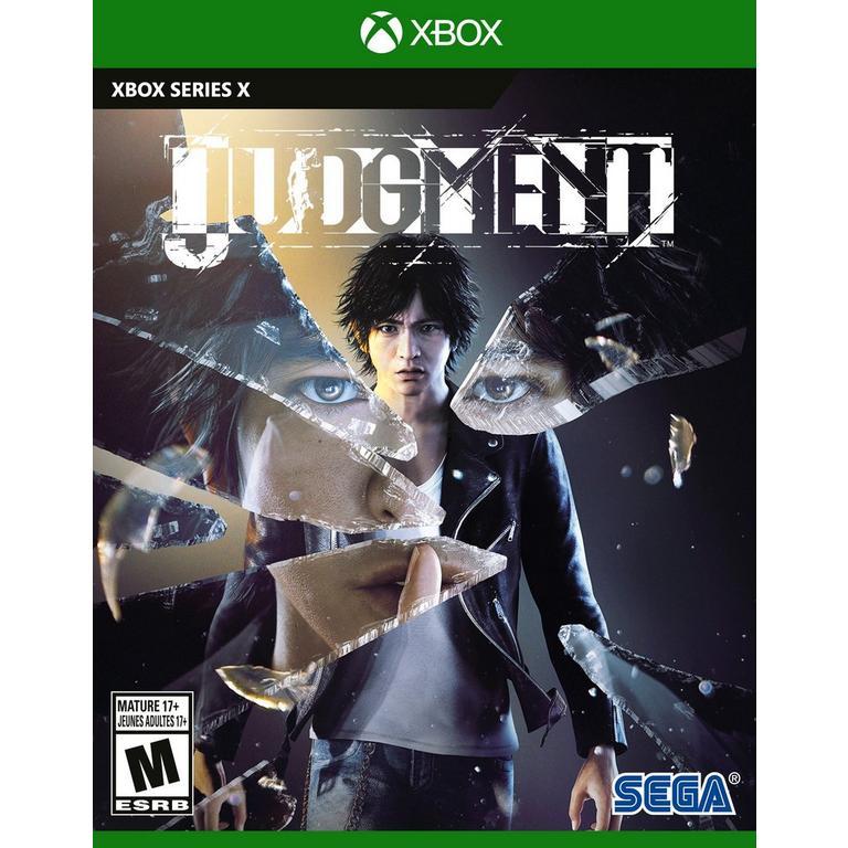 Judgement - Xbox Series X