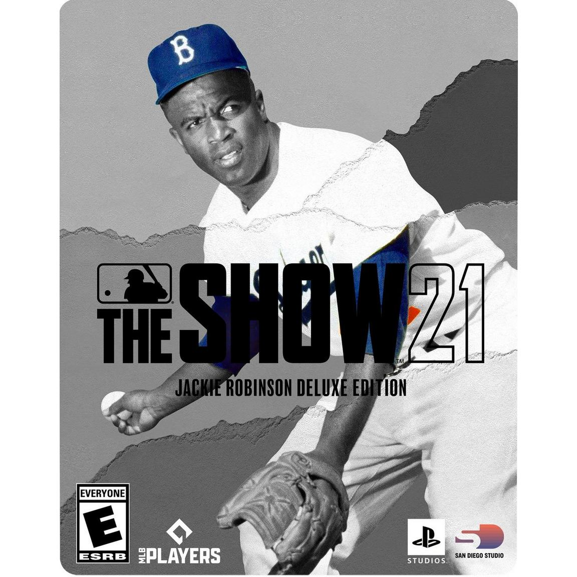 MLB The Show 21 Jackie Robinson Deluxe Edition for Xbox One