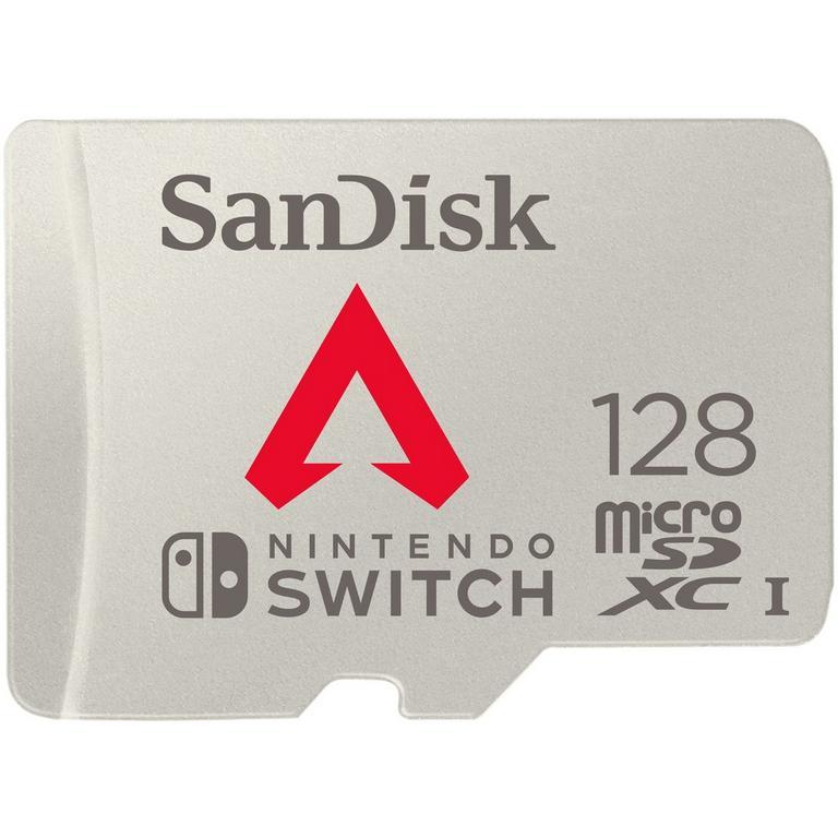 microSD UHS-I 128GB for Nintendo Switch