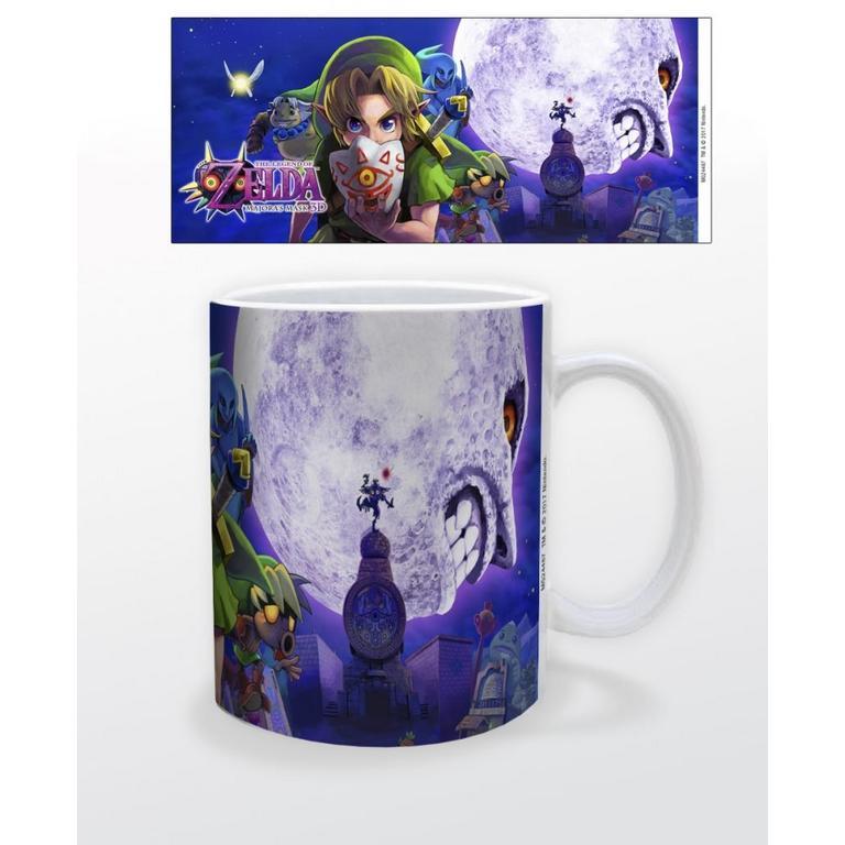 The Legend of Zelda: Majora's Mask Mug