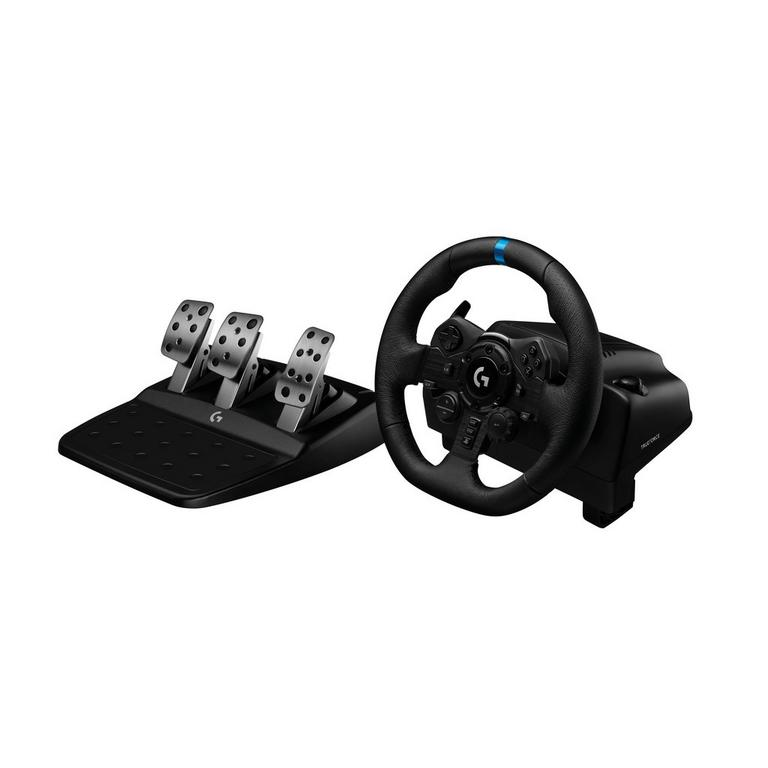 G923 Racing Wheel and Pedals for Playstation 5