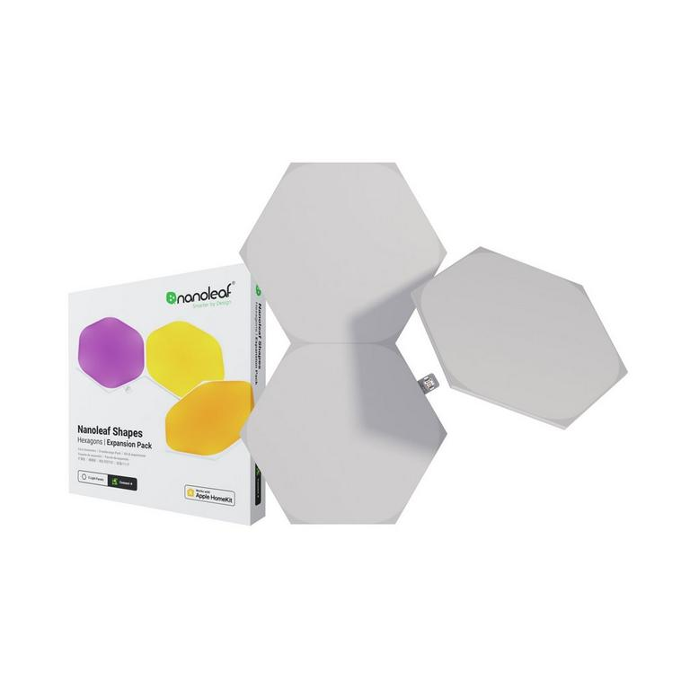 Light Panels Shapes Hexagons Expansion Pack 3 Pack
