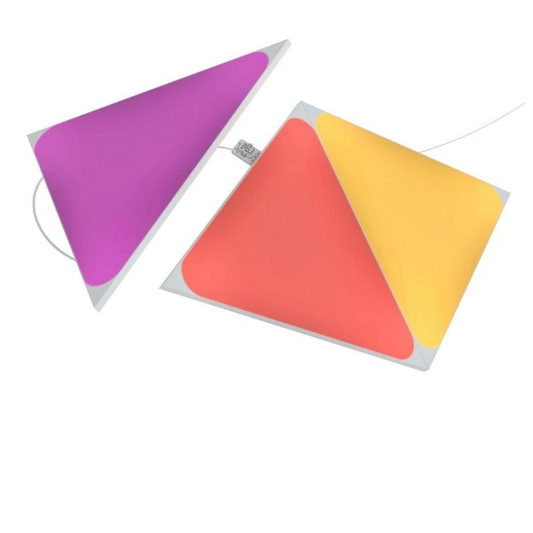Light Panels Shapes Triangles Expansion Pack 3 Pack