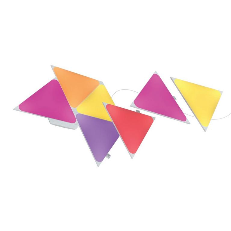 Light Panels Shapes Triangles Smarter Kit 7 Pack