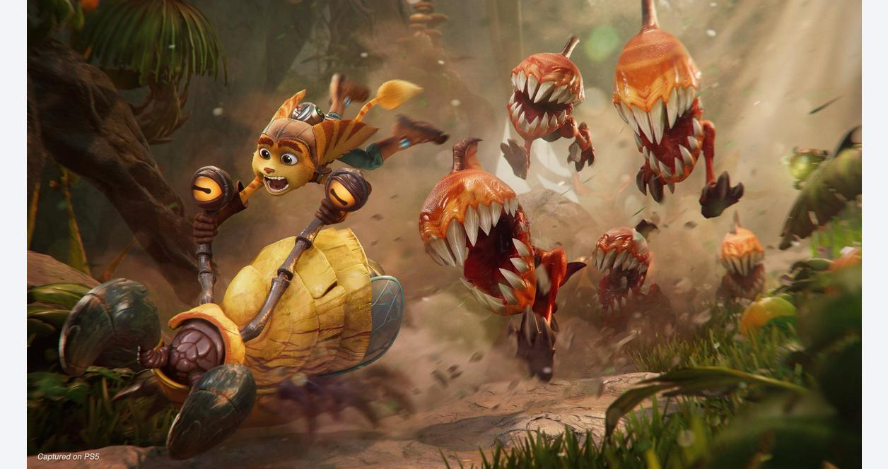 Ratchet and Clank: Rift Apart Launch Edition