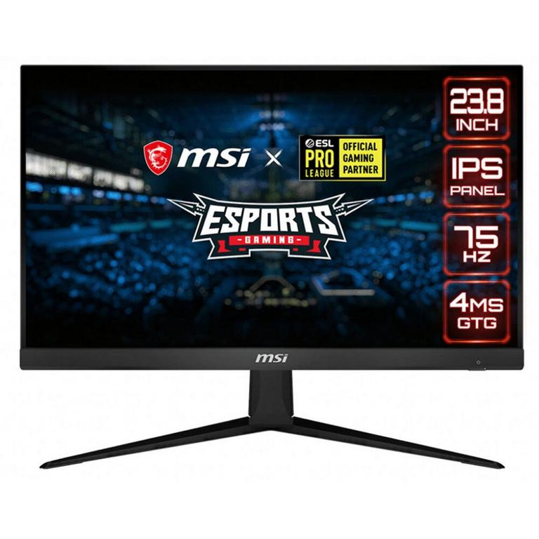 Optix G241V Flat Gaming Monitor 24 in