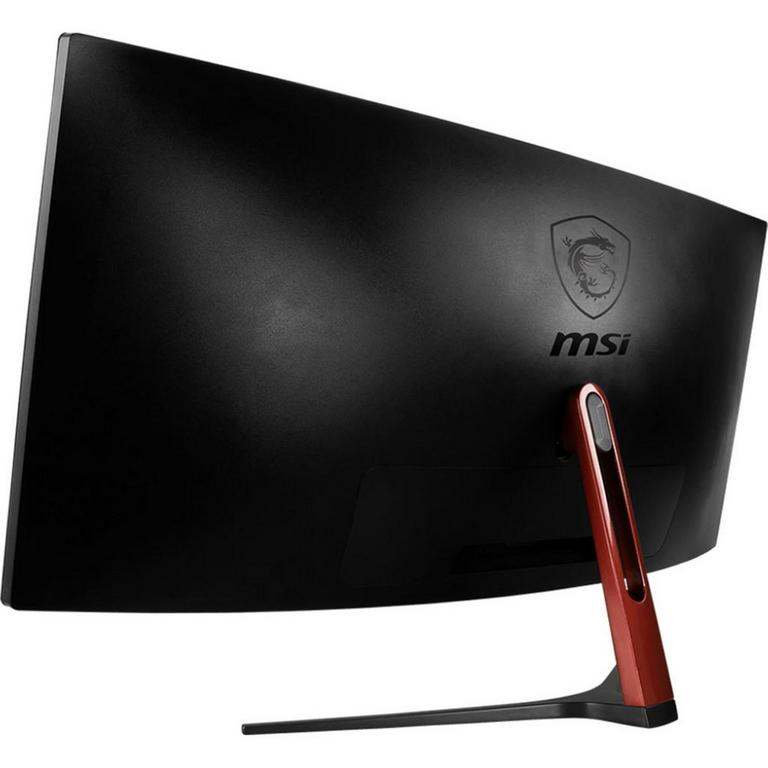 Optix MAG341CQ Curved Gaming Monitor 34 in