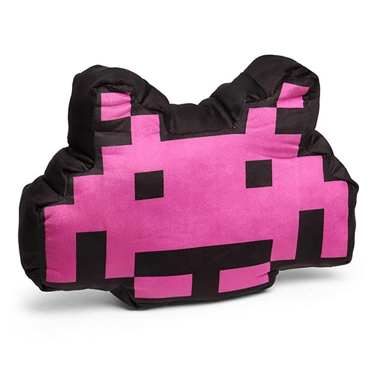 Space Invaders Crab Alien Pillow