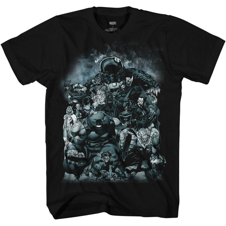 Marvel Dark Villainy T-Shirt