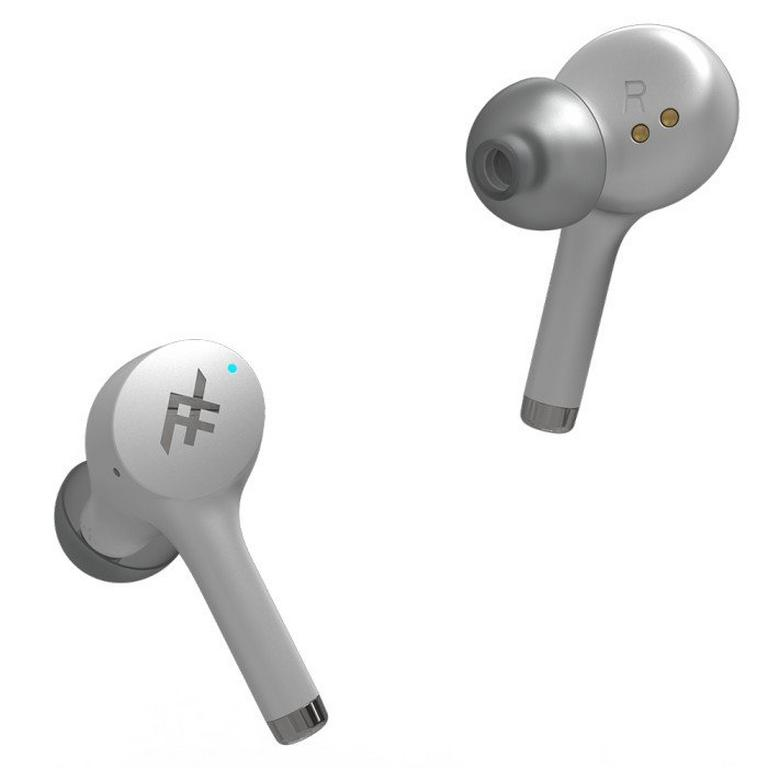Airtime Pro True In Ear Bluetooth White Wireless Earbuds