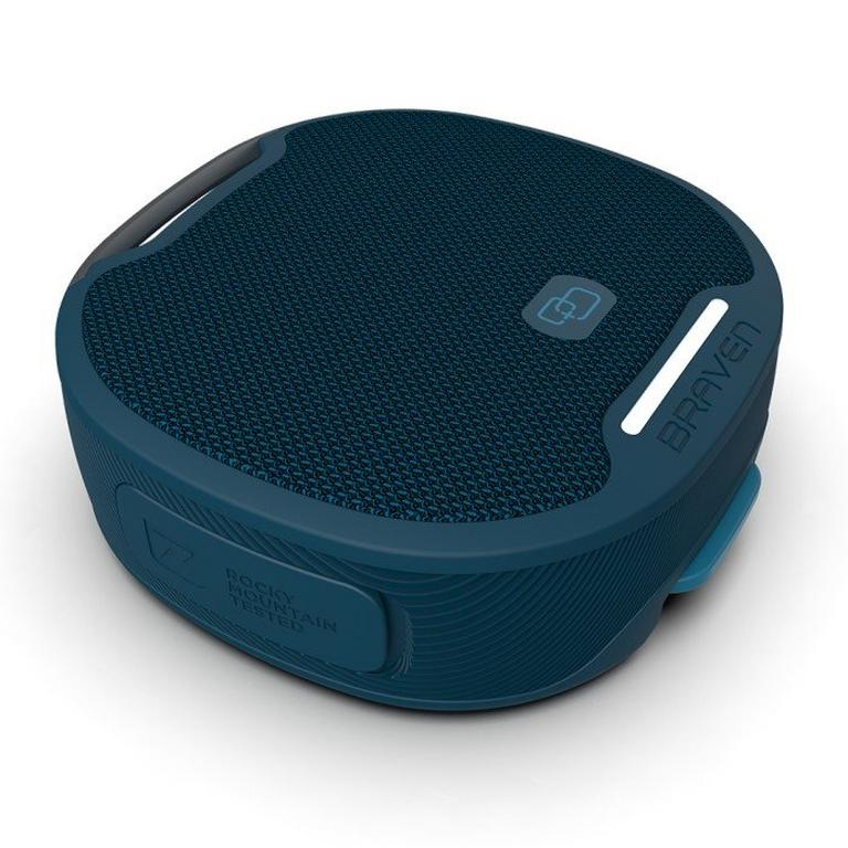 BRV-S Bluetooth Blue Speaker