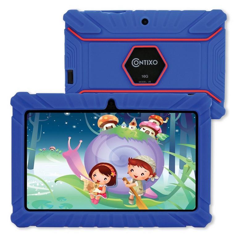 Kids 16 GB Dark Blue Tablet 7 in