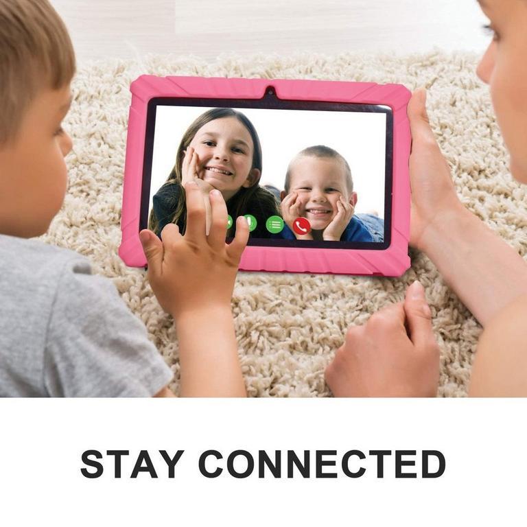 Kids 16 GB Pink Tablet 7 in