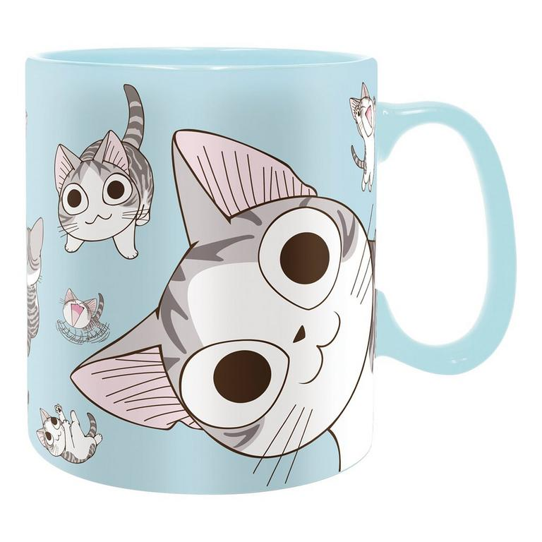 Chi's Sweet Home Cat Lovers Breakfast Bowl and Mug Bundle