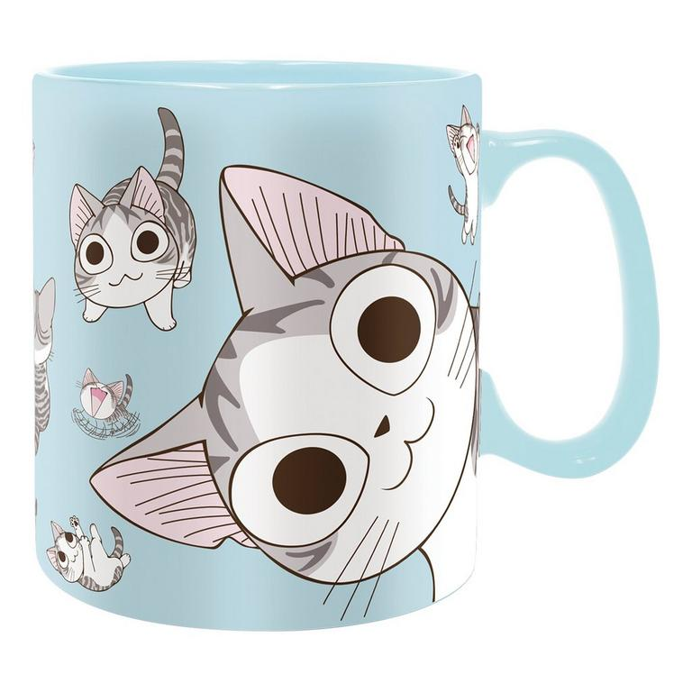 Chi's Sweet Home Cat Lover's Mug Two Pack