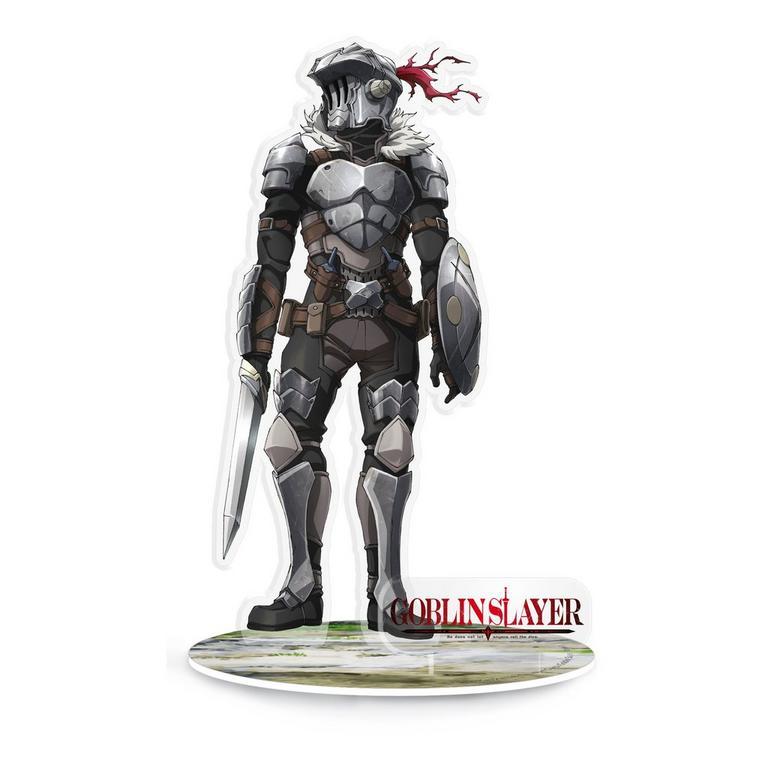 Goblin Slayer Acryl Statue Bundle