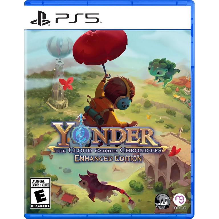 Yonder Cloud Catcher Chronicles - PlayStation 5