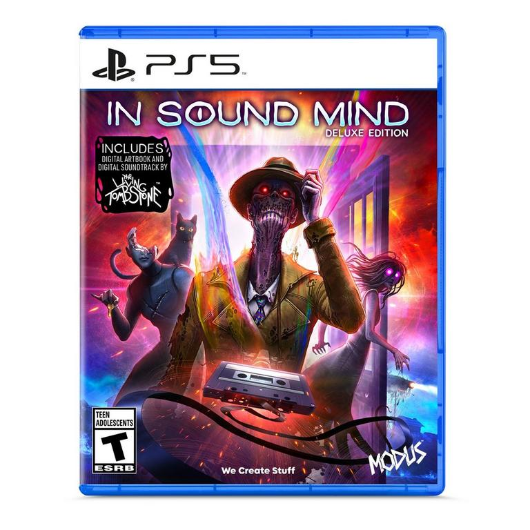 In Sound Mind Deluxe Edition  - PlayStation 5
