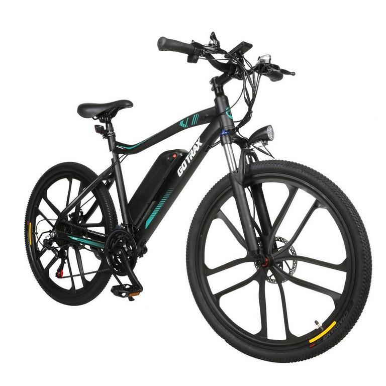EBE2 7 Speed Electric Bike 20MPH and 50 Mile Range