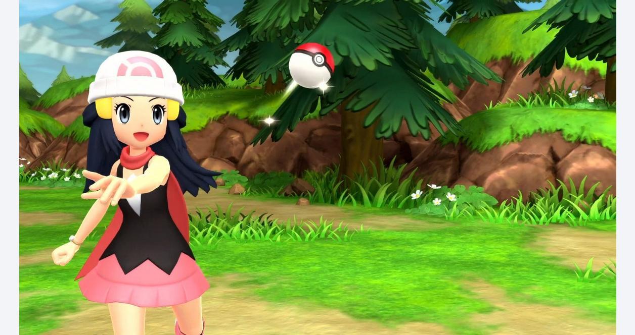 Pokemon Shining Pearl