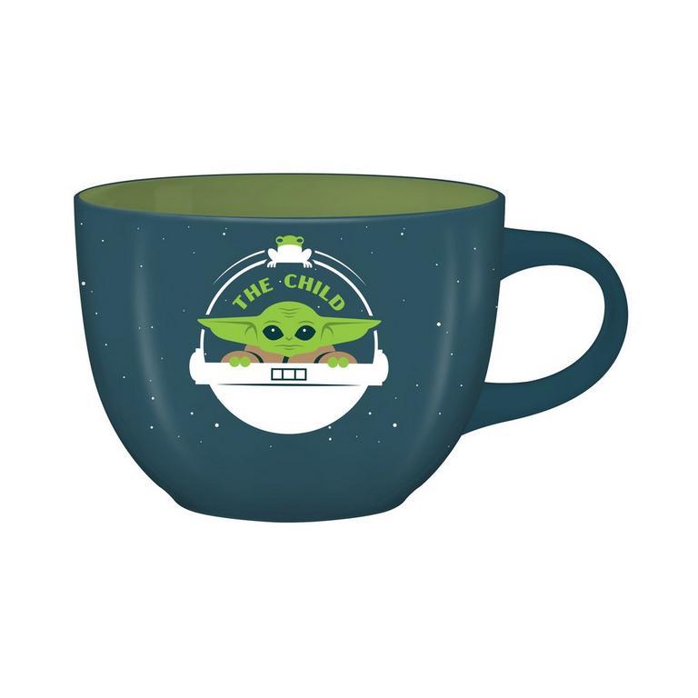 Star Wars: The Mandalorian The Child Soup Mug 24 oz