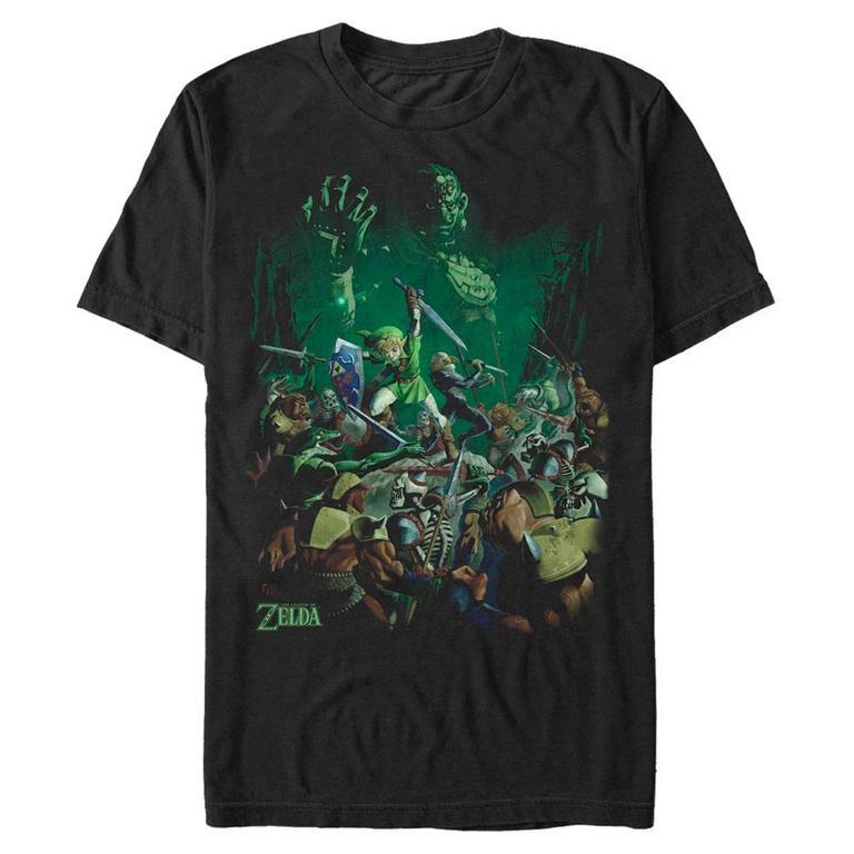 The Legend of Zelda Ganon's Hyrule T-Shirt