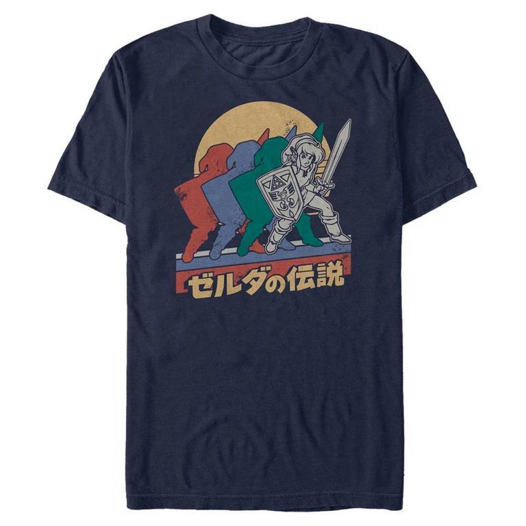 The Legend of Zelda Vintage Link T-Shirt