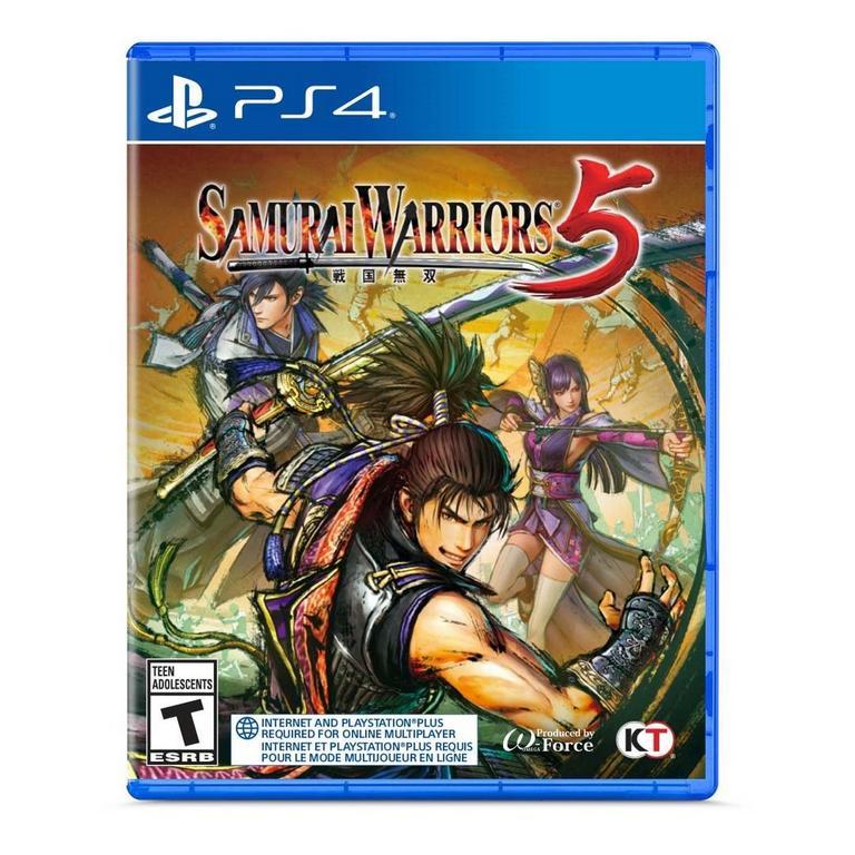 Samurai Warrior 5 - PlayStation 4