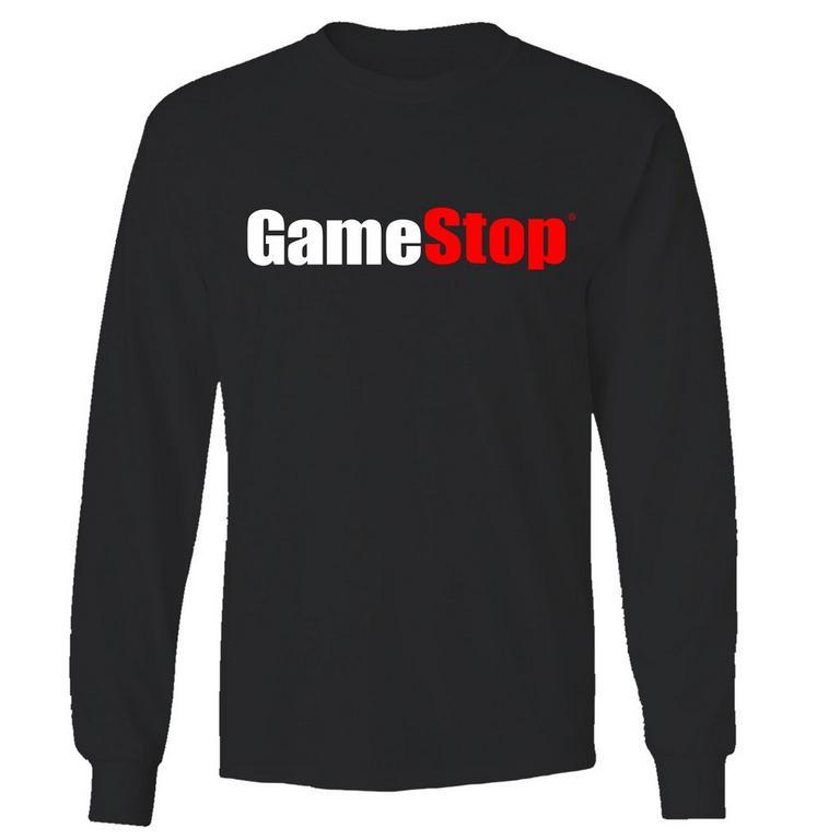 GameStop Logo Long Sleeve T-Shirt