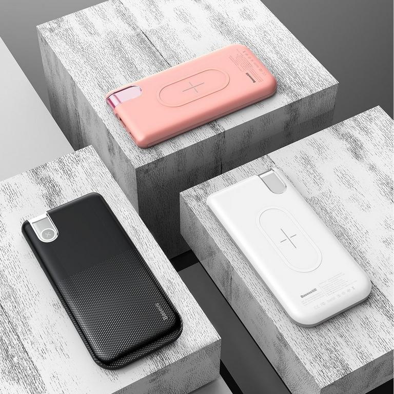Portable Thin Power Bank 10000 mAh