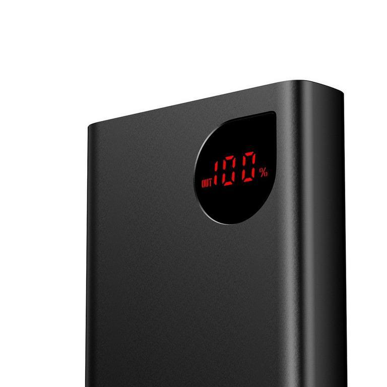 Digital Display Power Bank 20000mAh