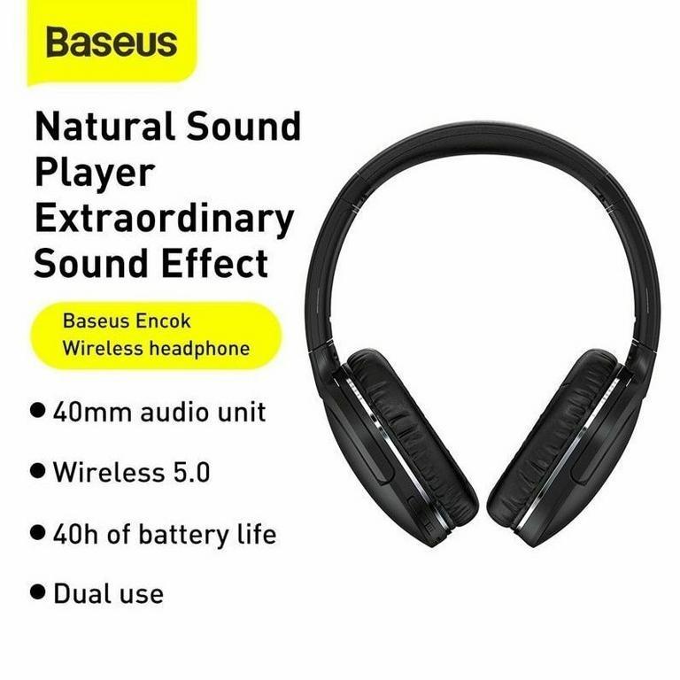 D02 Pro White Wireless Headphones