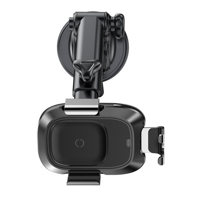 Smart Vehicle Bracket Wireless Charger Suction Model